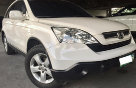 2008 Honda CRV 4X2 Automatic White SUV For Sale