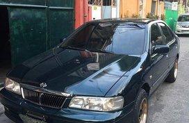 NISSAN EXALTA 2001 1.6 AT Green Sedan For Sale