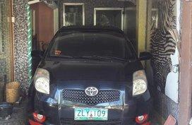 Toyota Yaris R 2007 1.5 MT Black For Sale