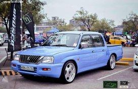 Mitsubishi L200 endeavor pick up for sale