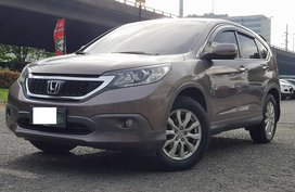 Well-kept  Honda CRV 2013 for sale