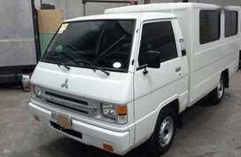 Mitsubishi L300 FB Exceed MT White For Sale