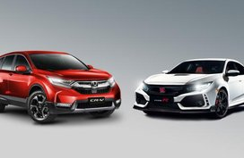 Honda PH announces new car prices for 2018