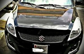 Suzuki Swift 2016 Manual Black HB For Sale