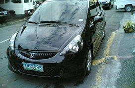Honda Jazz 2008 1.5 VTEC Black For Sale