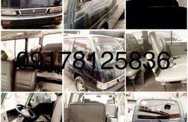 Nissan Urvan For Sale 2013