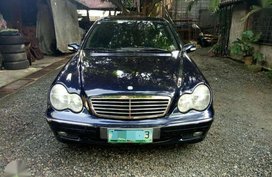 For sale MercedesBenz 2002