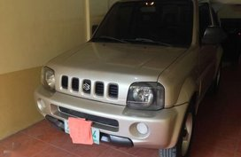 Jimny Suzuki automatic 4x4 2003 FOR SALE