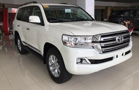 2018 Toyota LAND CRUISER LC200 for sale