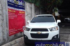 Chevrolet Captiva 2016 P958,000 for sale