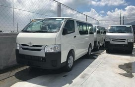 2018 Toyota Hiace Commuter Brand New OLD PRICE