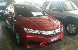 Well-maintained Honda City 2016 for sale