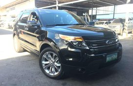 2012 Ford Explorer 3.5L Limited AWD AT Black For Sale