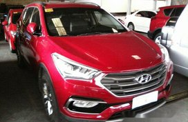 Well-maintained Hyundai Santa Fe 2016 for sale