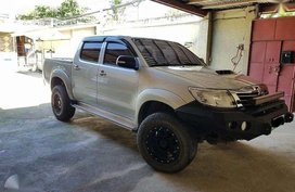 2012 Toyota Hilux 4x4 AT FOR SALE