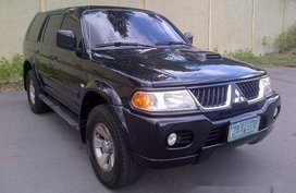 Well-maintained Mitsubishi Montero Sport 2005 for sale