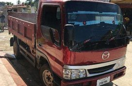 Mazda Titan Mini Dump Truck 2010 Red For Sale