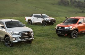 Toyota Hilux 2018 facelift revealed in Australia with new variants