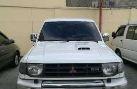 2001 Model Mitsubishi Pajero Field Master