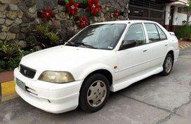Honda City Exi 1996 Manual White For Sale