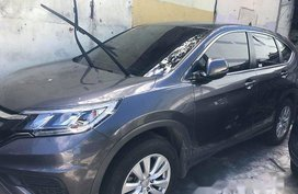 Well-kept Honda CR-V 2017 for sale