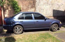 1996 Honda City Manual Blue Sedan For Sale