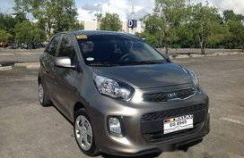 Well-maintained Kia Picanto 2017 for sale
