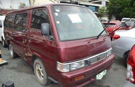 Good as new Nissan Urvan VX 2013 for sale
