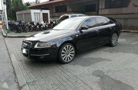 2005 Audi A6 BLACK FOR SALE