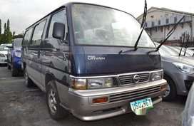 Well-maintained Nissan Urvan Escapade 2013 for sale