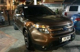Well-kept Ford Explorer 2012 for sale