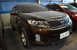 Well-kept Kia Sorento Lx 2015 for sale