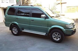 Isuzu SPORTIVO 2007 Manual Green For Sale
