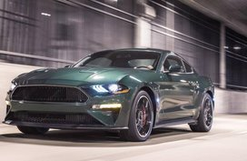 Ford Mustang Bullitt 2019 showcased in Detroit