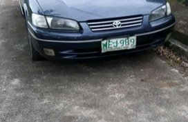 Toyota Camry 1998 AT Blue Sedan For Sale