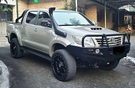 2012 Toyota Hilux G 4x4 Automatic DIESEL for sale