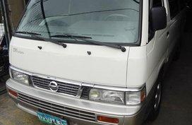 Almost brand new Nissan Urvan Diesel for sale