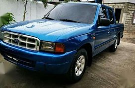 Ford Ranger 2000 Diesel Manual Blue For Sale