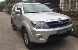 2008 TOYOTA FORTUNER G FOR SALE