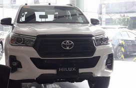 Toyota Hilux 2018 facelift spotted in the Philippines