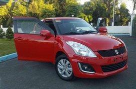 Suzuki Swift 2016 - manual transmission for sale