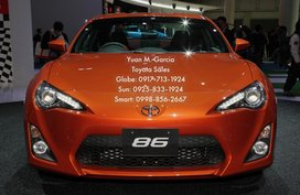 2018 Toyota 86 MT for sale
