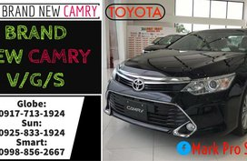 All-New Toyota Camry VGSF Premium For Sale