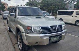 2002 Nissan Patrol for sale