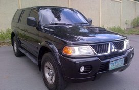 2005 Mitsubishi Montero Sports for sale