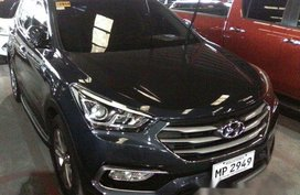 Well-kept Hyundai Santa Fe 2016 for sale