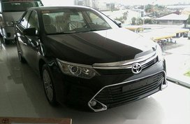 Brand new Toyota Camry 2017 for sale