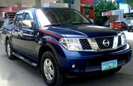 2010 Nissan Navara LE MT Fresh FOR SALE
