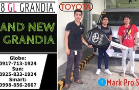 2019 Toyota Super Grandia Brand New Casa Only Call: 09258331924 Now!
