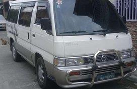Nissan Urvan 2013 model for sale